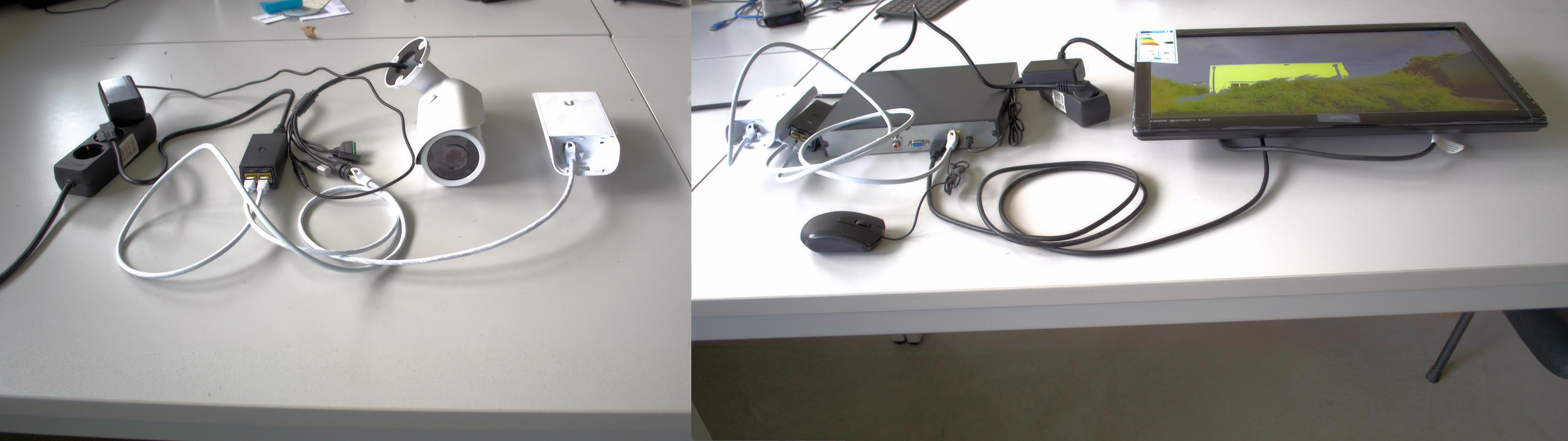 Funkstrecke für IP-Überwachungskameras / mehrere Kilometer ...